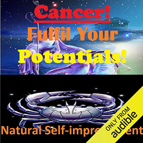 CANCER True Potentials Fulfilment - Personal Development cover art