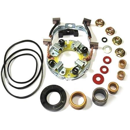 Caltric Starter KIT Fits KAWASAKI ATV KLF220 KLF250 BAYOU 220 250 215cc 228cc ENGINE 1996-11