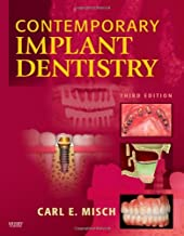 Contemporary Implant Dentistry, 3e by Carl E. Misch DDS MDS PHD(HC) (4-Feb-2008) Hardcover