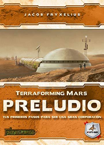 Maldito Games TERRAFORMING Mars - PRELUDIO (Castellano)
