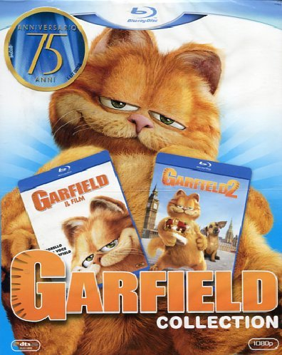Garfield collection [Blu-ray] [IT Import]