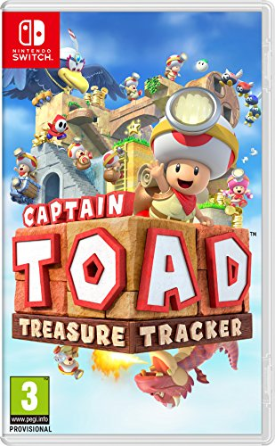Captain Toad: Treasure Tracker - Nintendo Switch [Edizione: Regno Unito]