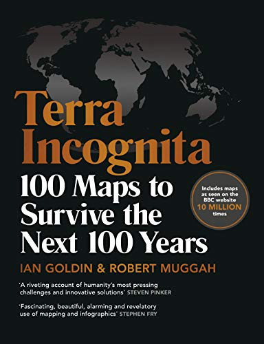 Terra Incognita: 100 Maps to Survive the Next 100 Years (Book & DVD) (English Edition)