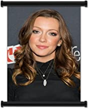 Katie Cassidy Sexy Hot Hollywood Actress Fabric Wall Scroll Poster (16