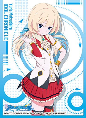 キャラクタースリーブ アイドルクロニクル 松平ユリア (EN-092)