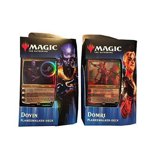 Magic the Gathering - Ravnicas Treue - 1x Planeswalker Deck - deutsch