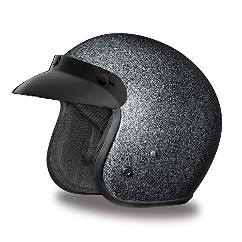 Daytona Helmets Open Face Motorcycle Helmet