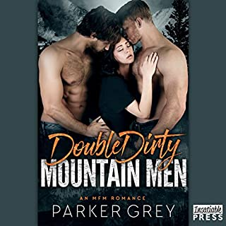 Double Dirty Mountain Men cover art