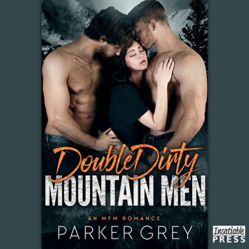 Double Dirty Mountain Men audiobook cover art