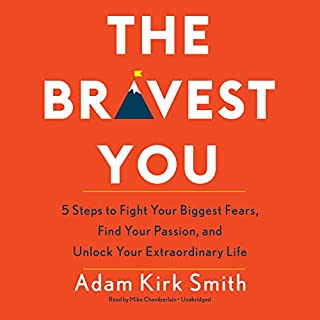 The Bravest You audiobook cover art