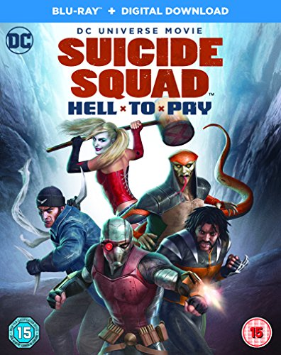 Blu-ray1 - Suicide Squad: Hell To Pay (1 BLU-RAY)