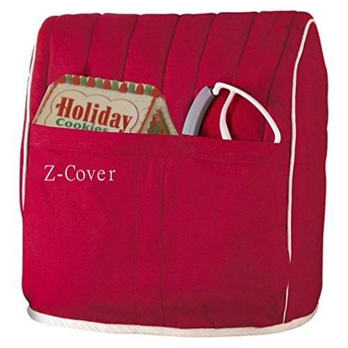 Z-Cover Stand Mixer Cover Compatible with Kitchenaid Mixer, Tilt-Head Stand - Artisan - Classic Mixers - and Bowl Lift Mixers - 100% Heavy Weight Cotton