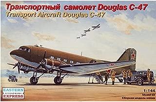 Transport aircraft Douglas C-47 1/144 Eastern Express 14439