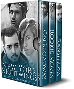 New York Nightwings - The Complete Collection by [V. L. Locey]