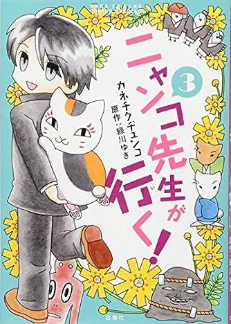 ニャンコ先生が行く! 3 (花とゆめCOMICS)