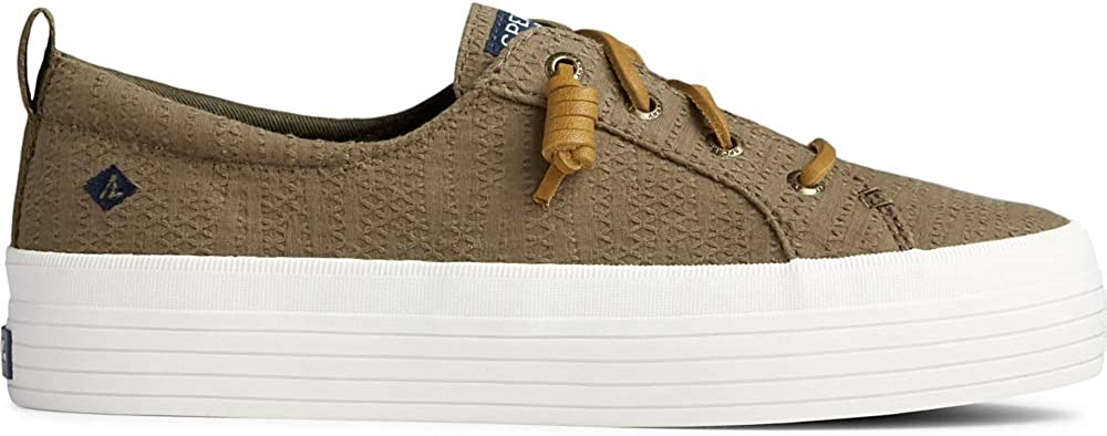Ranking TOP3 Sperry Women's Crest Vibe 67% OFF of fixed price Platform Sneaker