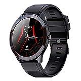DOOK Smartwatch, Reloj Inteligente Impermeable IP68 con Monitor De Sueño Pulsómetros Cronómetros Contador, Pulsera De Actividad Inteligente para Hombre Mujer Niños con iOS Y Android