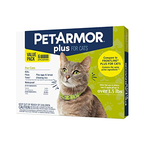 Topical Flea Treatment for cats