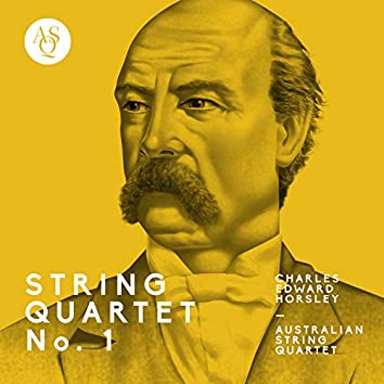Charles Edward Horsley: String Quartet No. 1 in C Major