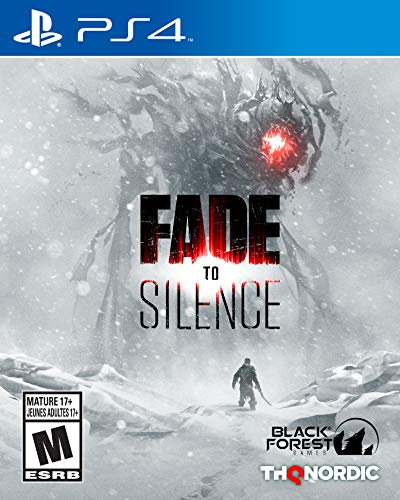 Fade to Silence PS4 - PlayStation 4
