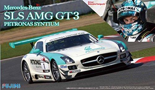 Mercedes Benz SLS AMG GT3 Petronas Syntium (Model Car)