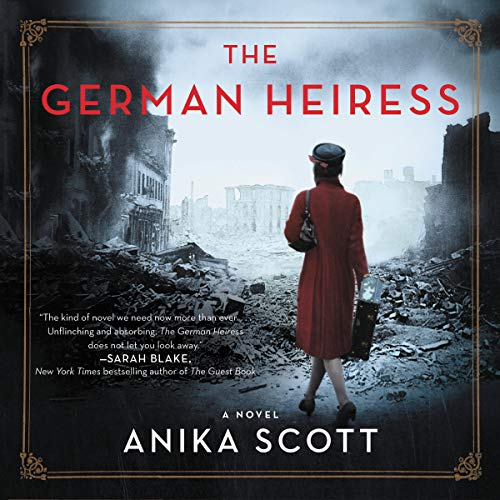 The German Heiress  By  cover art