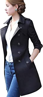 Best korean trench coat fashion Reviews