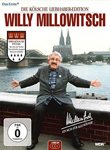 Willy Millowitsch - Köln-Box (Kölsche Edition) (3 DVDs)