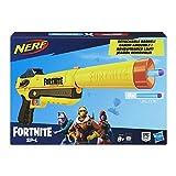 Hasbro . Nerf Blaster SP-L - Pistola escopeta balas blandas, compatible con Fortnite, producto oficial