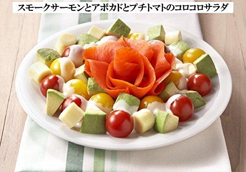 『キユーピー バターミルクランチドレッシング 1L (業務用)』の2枚目の画像