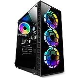 Vibox VIII-25 PC Gaming - 10ª Gen 10-Core Intel i9 Procesador - Nvidia RTX 3060 12Gb Tarjeta Grafica - 32Gb RAM - 1Tb NVMe M.2 SSD - Windows 10 - WiFi