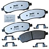 Bendix Fleet Metlok MKD757FM Brake Pads