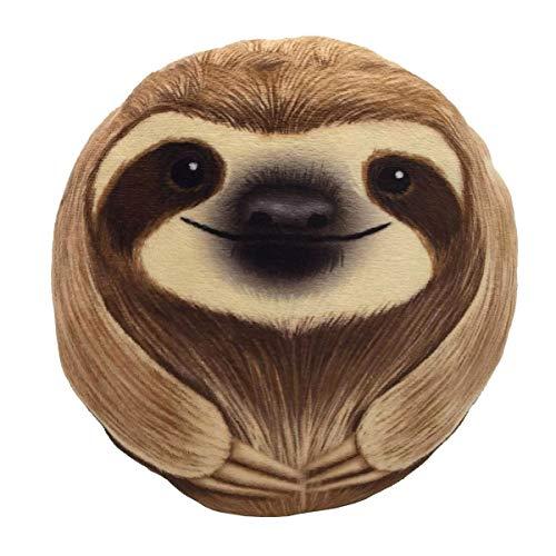 Streamline Sloth Pillow