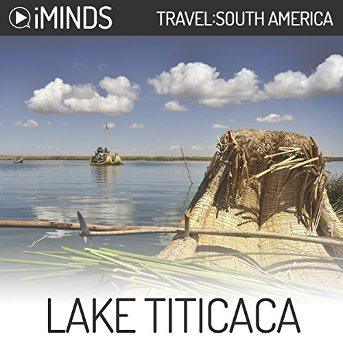 Lake Titicaca audiobook cover art
