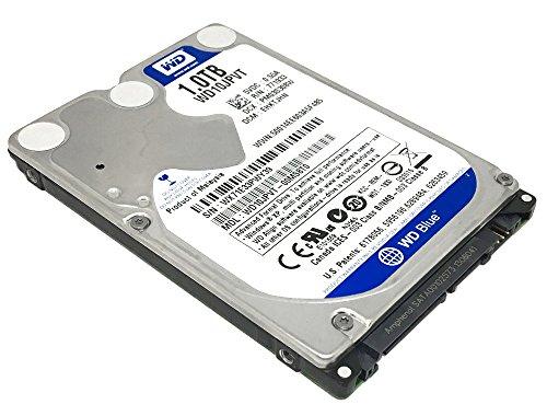 Western Digital Scorpio Blue WD10JPVT - Disco duro interno para ordenador portátil (1 TB, 5400 RPM, caché de 8 MB, SATA 3.0 Gb/s, 2,5', con 1 año de garantía)