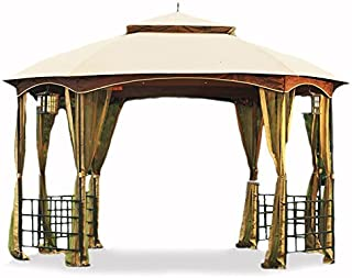 octagon canopy replacement