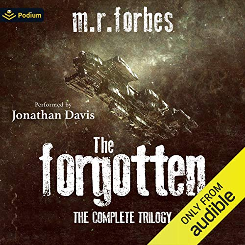 The Forgotten: The Complete Trilogy Titelbild