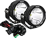 Vision X Lighting CG2-CPZ110KIT CG2 Light Cannon Series 4.7' Single Source Light (40 W Pair/Including Harness Using DT Connectors)