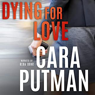 Dying for Love (Hidden Justice) audiobook cover art