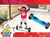 Ryan's Hoverboard Challenge!