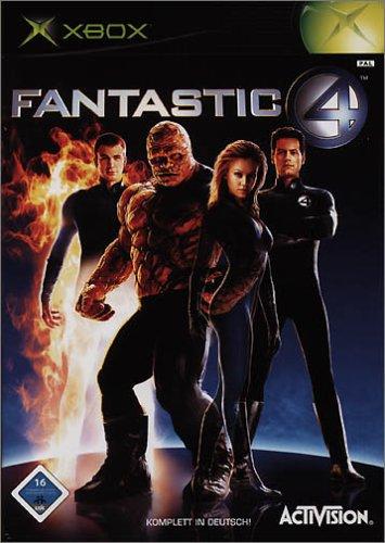 Fantastic Four [Importación alemana]