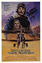 Aviator Movie Poster (27 x 40 Inches - 69cm x 102cm) (1985) -(Christopher Reeve)(Rosanna Arquette)(Jack Warden)(Tyne Daly)(Marcia Strassman)(Sam Wanamaker)