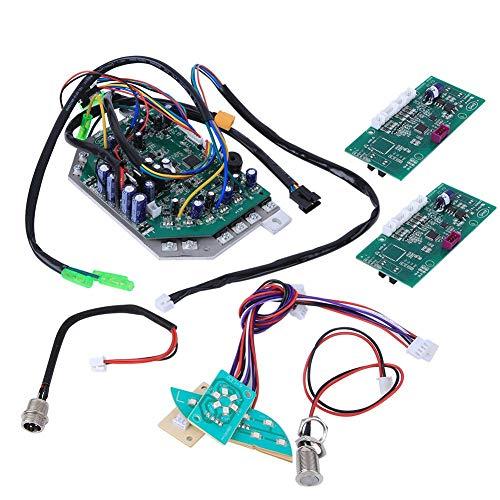 Alomejor Balancing Scooter Steuerplatine Hauptplatine Mainboard Controller Platinencontroller Elektroroller-Motherboard für Scooter-Ersatzzubehör(TT-G2 Self Balancing)
