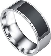 Rucan NFC Multifunctional Waterproof Intelligent Ring Smart Wear Finger Digital Ring (13#)