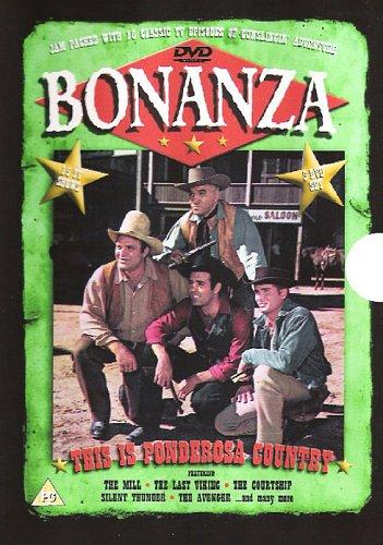 Bonanza - This Is Ponderosa Country [Edizione: Regno Unito]