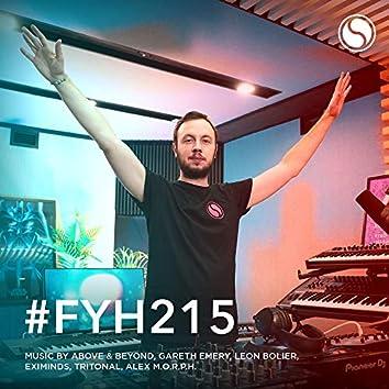 Find Your Harmony Radioshow #215