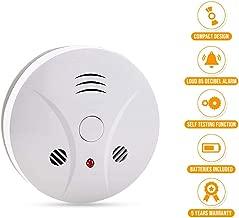Uyuke Carbon Monoxide Detector Alarm Toxic Gas Detector High Sensitivity Smoke Alarm for Home Office
