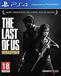 The Last of Us Remastered Meilleurs jeux PS4