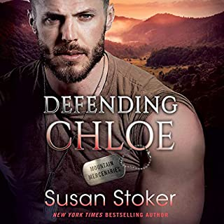 Defending Chloe audiobook cover art