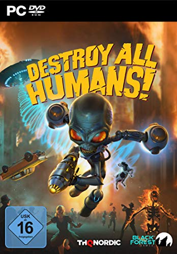 Destroy All Humans Standard | PC Code - Steam